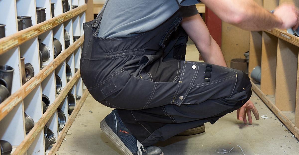 Pantalon professionnel artisanat