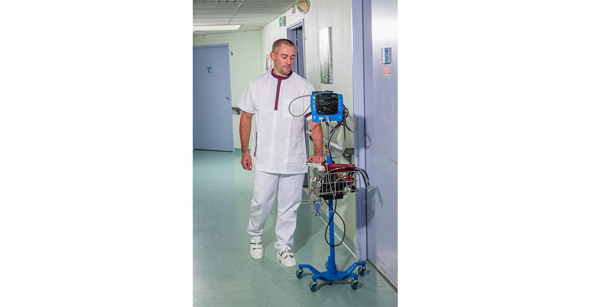 Vêtements professionnels infirmier